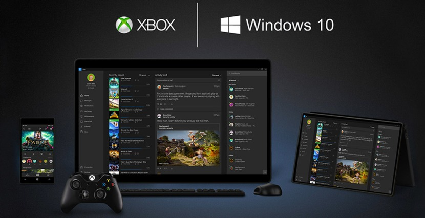 Xbox One Gaming Win 10