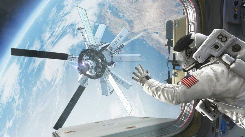 Call of Duty di luar angkasa